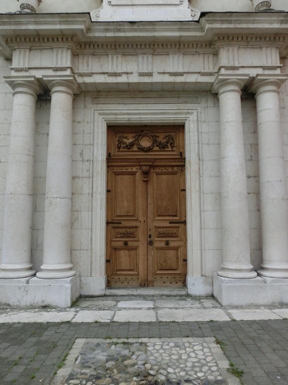 Porte théatre Sainte Marie d'en Bas