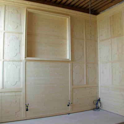 Lambris interieur