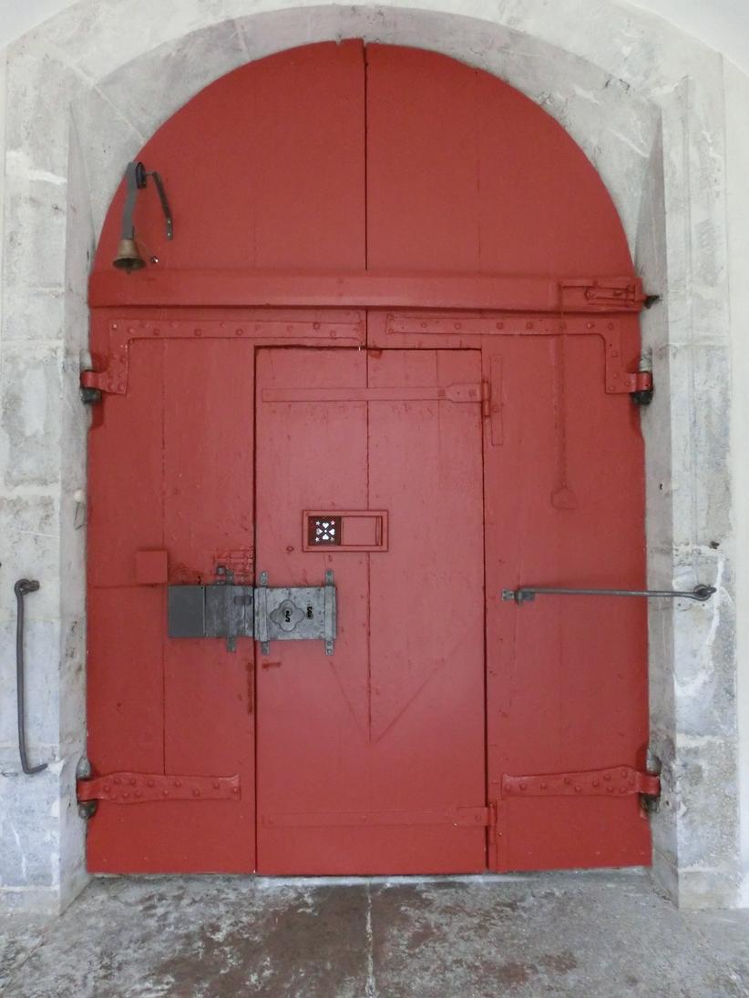 Porte vue intérieure