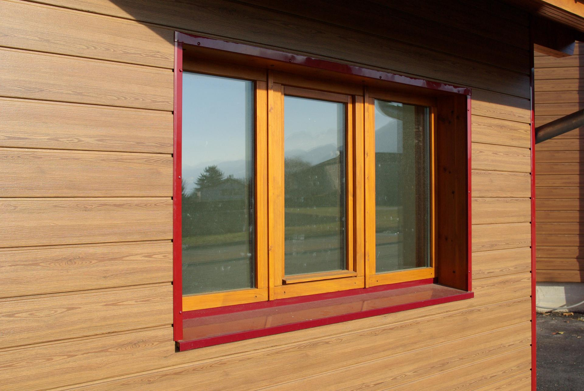 Fenêtre Pin Sylvestre en 68